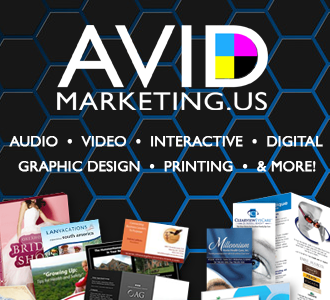 AVIDMarketing.us for all your graphic design and marketing needs.