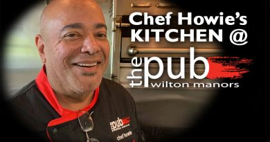Chef Howie's Kitchen at The Pub