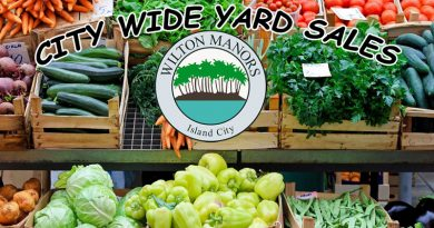 Wilton Manors City Wide Yard Sale