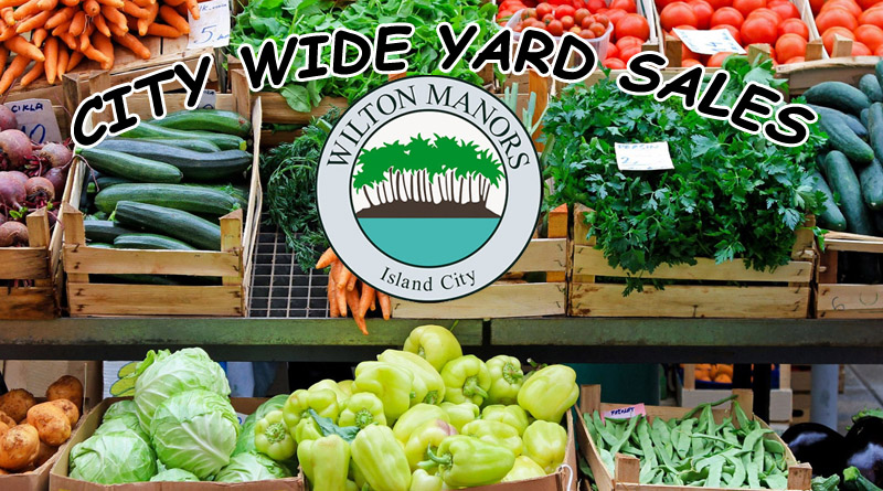 Wilton Manors City Wide Yard Sale