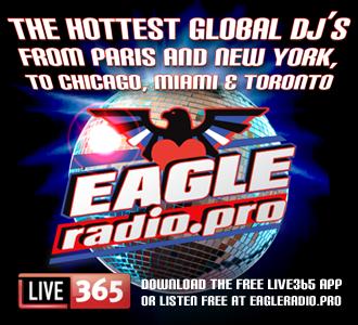 EagleRadio.pro Web Banner