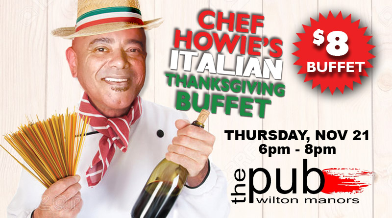Chef Howie's Italian Thanksgiving