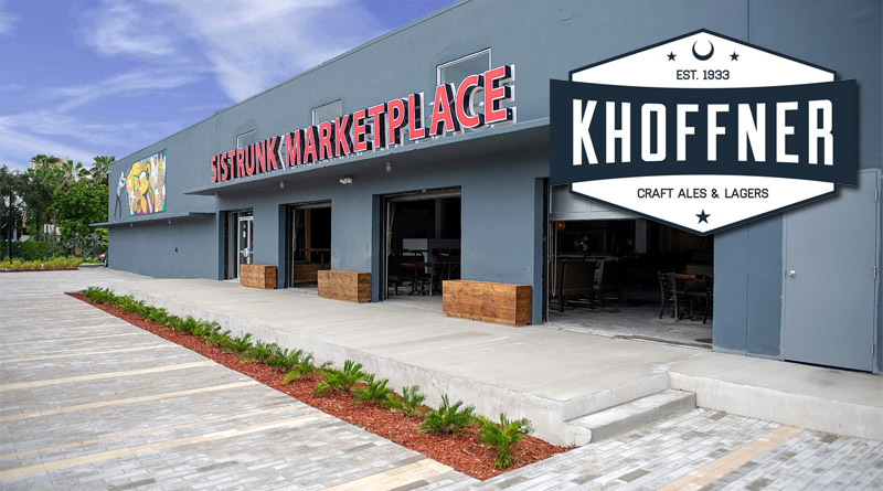 Khoffner Brewery Moves to New Location