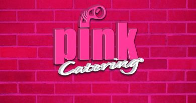 Pink Catering for Your Parties