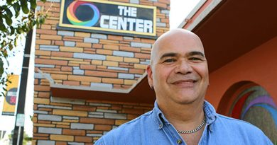Terry DeCarlo at The Center in Orlando