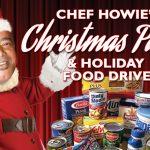 Chef Howies Christmas Party Featured Image