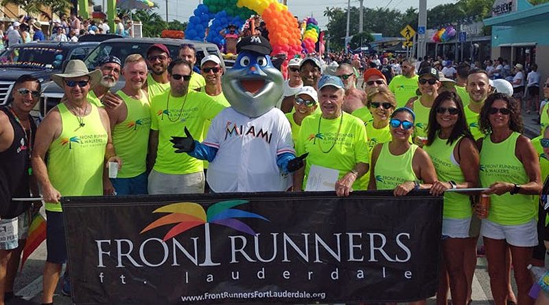 Front Runners and Walkers of Fort Lauderdale