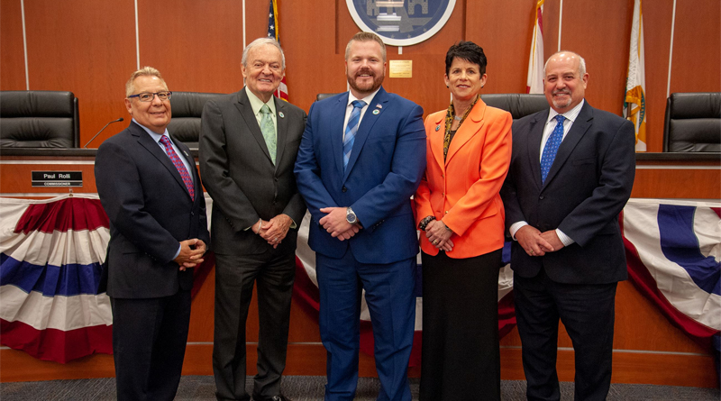 Wilton Manors City Commissioners