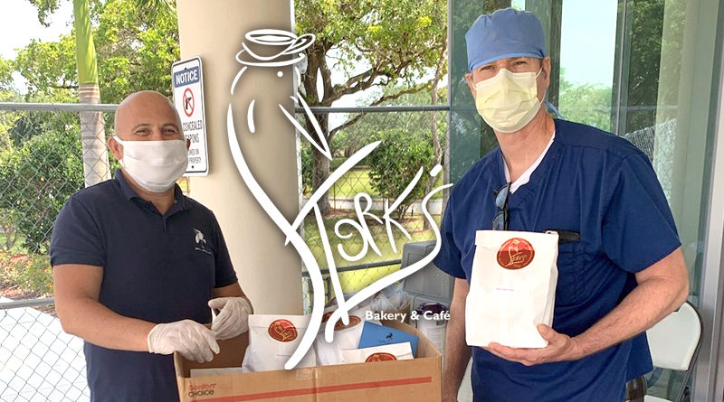Stork's Bakery Gives Back to Those on the Front Lines Featured Image
