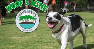 Woof and Wine at Colohatchee Dog Park